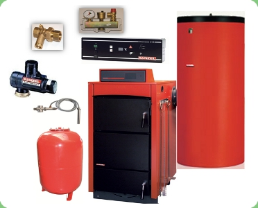 Indoor Wood Gasification Boiler | Gasification Wood Boiler